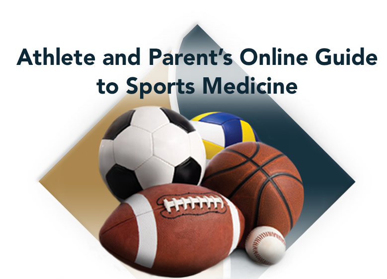 Athlete and Parent's Online Guide to Sports Medicine